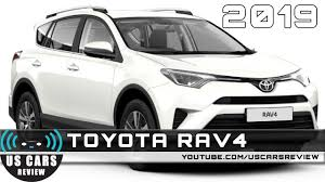 toyota rav4 2019 toyota rav4 review redesign interior release date youtube