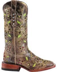ferrini s boots size 11 ferrini s blossom boots boot barn