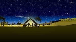 christmas manger free nativity wallpapers wallpaper cave