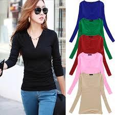 womens cotton blouses fashion sleeve tops cotton blouse t shirt