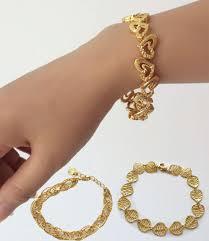 ladies gold bracelet design images Best ladies bracelets design in gold images jewelry collection jpg