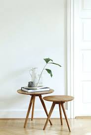yumi nest of tables van initial really narrow bedside table small