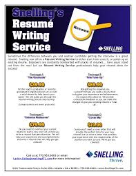 Professional Resume Services Reviews Resume Writing Services Flyer