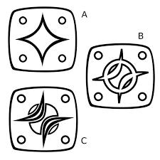 tattoo of lamat or mayan star vitality learning to love tattoo