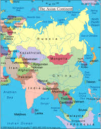 asia political map readable images photo keywords asia political