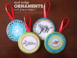 stayathomeartist com mod podge ornaments with free printable