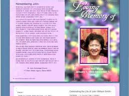 Custom Funeral Programs Funeral Programs Customizing Your Funeral Program Template Youtube