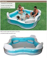 Intex Inflatable Pool New Family Lounge Inflatable Pool Wi End 1 11 2018 5 22 Pm