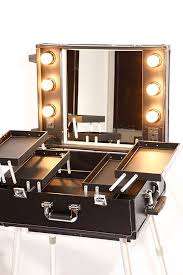 portable light for makeup artist this mobile beauty station is perfect for makeup artists or