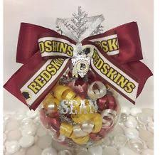 washington redskins nfl ornaments ebay