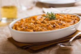 mashed sweet potatoes with rosemary a food centric