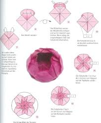 Lotus Blossom Origami - origami origami how to make a lotus flower lotus flower origami