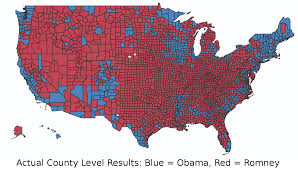 2016 Presidential Election Map How Well Did The Presidential Election App Perform Alteryx