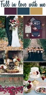 wedding ideas for fall best 10 fall wedding ideas