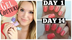 essie gel couture review 14 day wear test jennyclairefox