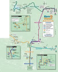Short Hills Mall Map Kern Transit Route 250 California City U2013 Lancaster