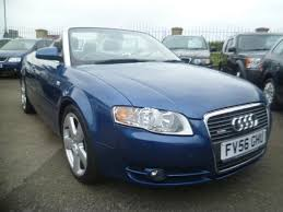 audi a4 convertible s line for sale used audi a4 car 2006 blue diesel 2 0 tdi s line convertible for