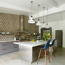 marble island kitchen kitchen island ideas ideal home