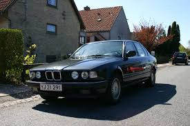 1992 bmw 7 series 1990 bmw 7 series information and photos zombiedrive