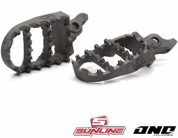 one industries motocross gear sunline sl1 one industries arch footpegs suzuki rmz 250 07 10