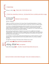 Writing Business Letters by Business Writing Letter Images Examples Writing Letter