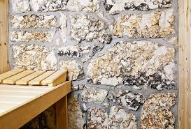 wandgestaltung mit naturstein mediterrane innenarchitektur gartengestaltung mit naturstein