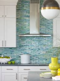 Simple Amazing Aqua Glass Tile Backsplash Best  Glass Tile - Glass tiles backsplash kitchen