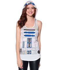r2d2 halloween costumes star wars r2 d2 costume hooded tank animationshops com