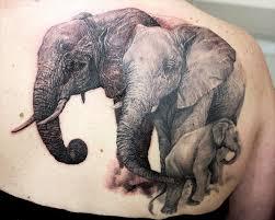 57 stylish elephant shoulder designs