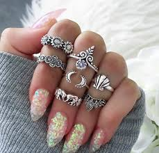 knuckle rings images Bohemian knuckle rings puro store free shipping worldwide jpg