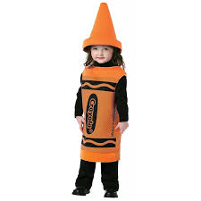 18 24 month halloween costume amazon com crayola crayon baby infant costume orange infant