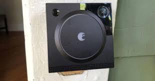 Front Door Monitor Camera by August Doorbell Cam Pro Review
