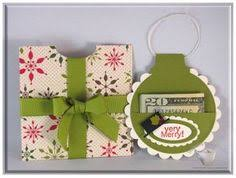 Ideas For Christmas Money Tree by Money Tree Card Fun Way To Give Money For The Holidays