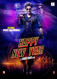 happy new years posters shahrukh khan s happy new year new poster bollymoviereviewz