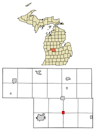 List Of Cities Villages And Townships In Michigan Wikipedia by Sheridan Michigan Wikipedia