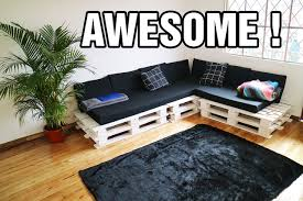 Pallet Furniture Living Room Making The Cutest Diy Pallet Couch Youtube