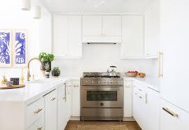 Bright White Kitchen Cabinets Light Bright U0026 Warm Creating A Cozy Minimal White Kitchen