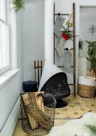 evergreen home decor holiday diy foraged evergreen garland fresh exchange