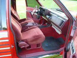1994 Gmc Sierra Interior 1994 Gmc Suburban Leatherette Seat Covers