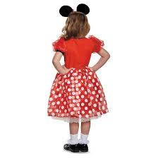 disney minnie mouse girls u0027 deluxe costume target
