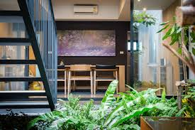 Courtyards by Gallery Of Townhouses With Private Courtyards Baan Puripuri 14
