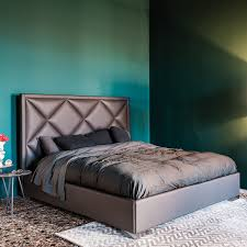 H Sta Schlafzimmer Betten Cattelan Italia Patrick Designer Bett Emporium Mobili De