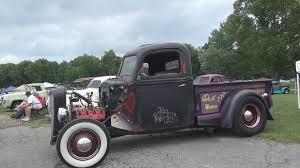 Classic Ford Truck 1940 - 1940 ford rat rod truck 2015 rod reunion youtube