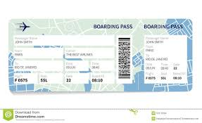boarding pass stock vector image of stamp abstract 53170284
