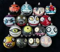 nightmare before christmas decorations any character nightmare before christmas ornaments your