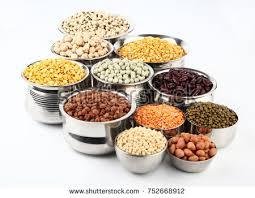 legumes cuisine variety legumes range peas green peas ภาพสต อก 752668912