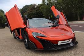 orange mclaren mso volcano orange mclaren 675lt spider for sale at 423 950