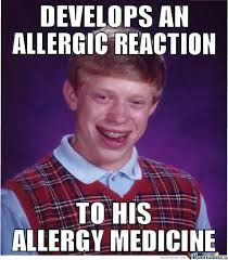 allergy memes best collection of funny allergy pictures