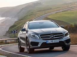 Modified A Class Mercedes Mercedes Benz Gla Class 2015 Pictures Information U0026 Specs