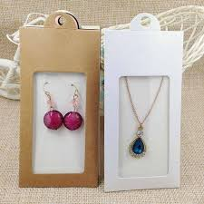 cardboard earrings online shop 30pcs multi color cardboard jewelry package display
